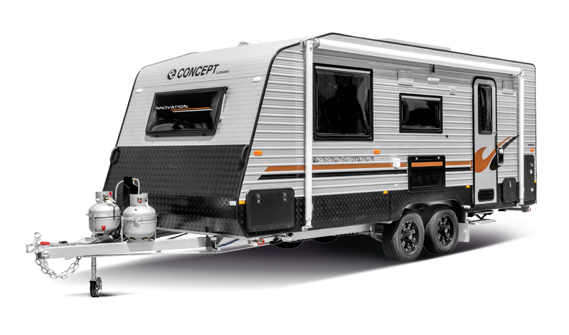 New Caravans For Sale - Alan Graham's Caravans & RVs