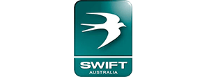 swift Caravan logo