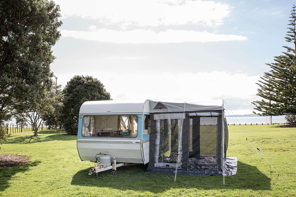 How to choose the most appropriate awning for your caravan